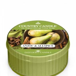 Country Candle Anjou & Allspice Daylight 35g