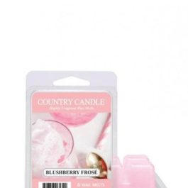 Country Candle Blushberry Frose Wosk Zapachowy 64g