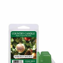 Country Candle Bohemian Holiday Wosk Zapachowy 64g