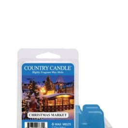Country Candle Christmas Market Wosk Zapachowy 64g
