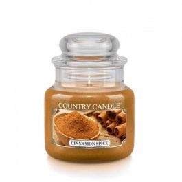 COUNTRY CANDLE Cinnamon Spice Mały słoik 104g