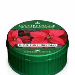 Country Candle Home For Christmas Daylight 35g