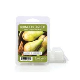 Kringle Candle Anjou & Allspice Wosk zapachowy 64g