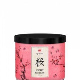 Kringle Candle Cherry Blossom Zen Tumbler 411g z 3 knotami