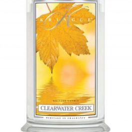KRINGLE CANDLE Clearwater Creek DUŻA ŚWIECA 623G