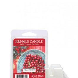 Kringle Candle Cranmary Wosk Zapachowy 64g
