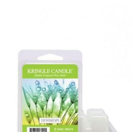 KRINGLE CANDLE Dewdrops Wosk zapachowy 64g