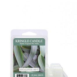 Kringle Candle Eucalyptus Mint Wosk Zapachowy 64g