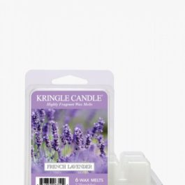 Kringle Candle French Lavender Wosk zapachowy 64g
