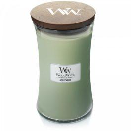 WoodWick APPLEWOOD Duża Świeca 609,5 g