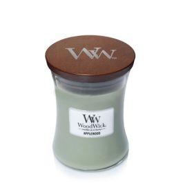 WoodWick APPLEWOOD Średnia Świeca 275g