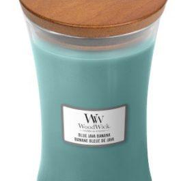 WoodWick BLUE JAVA BANANA Duża Świeca 609,5 g