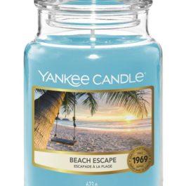 Yankee Candle BEACH ESCAPE Duża Świeca 623g