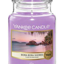 Yankee Candle BORA BORA SHORES Duża Świeca 623g