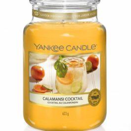 Yankee Candle Calamansi Cocktail Duża Świeca 623g