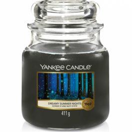 Yankee Candle Dreamy Summer Nights Średnia Świeca 411g