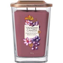 Yankee Candle Grapevine & Saffron Elevation 552g