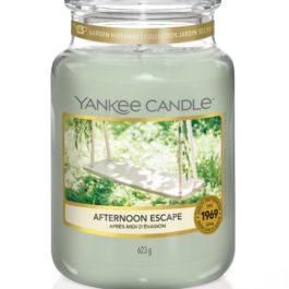 Yankee Candle AFTERNOON ESCAPE Duża Świeca 623g