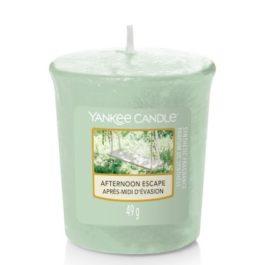 Yankee Candle AFTERNOON ESCAPE Świeca Zapachowa Votive 49g